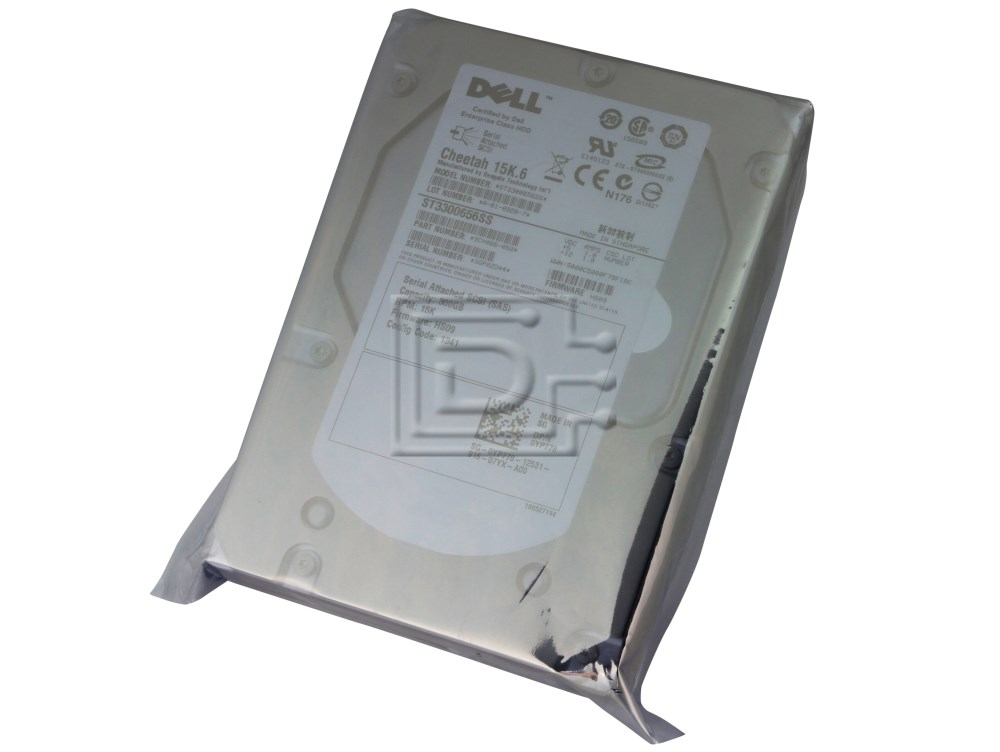 Seagate ST3300656SS YP778 0YP778 9CH066-050 SAS Hard Drives image 1