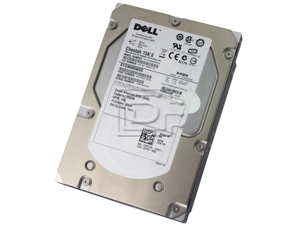 Seagate ST3300656SS YP778 0YP778 9CH066-050 SAS Hard Drives image 2
