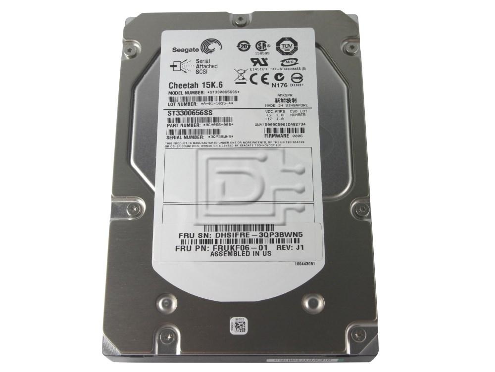 Seagate ST3300656SS SAS Hard Drives image 4