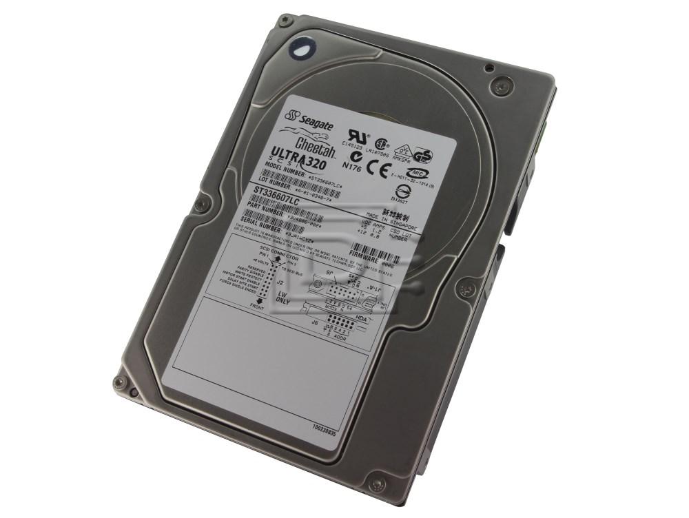 Seagate ST336607LC 9V4006-002 Seagate SCSI Hard Drive image 1