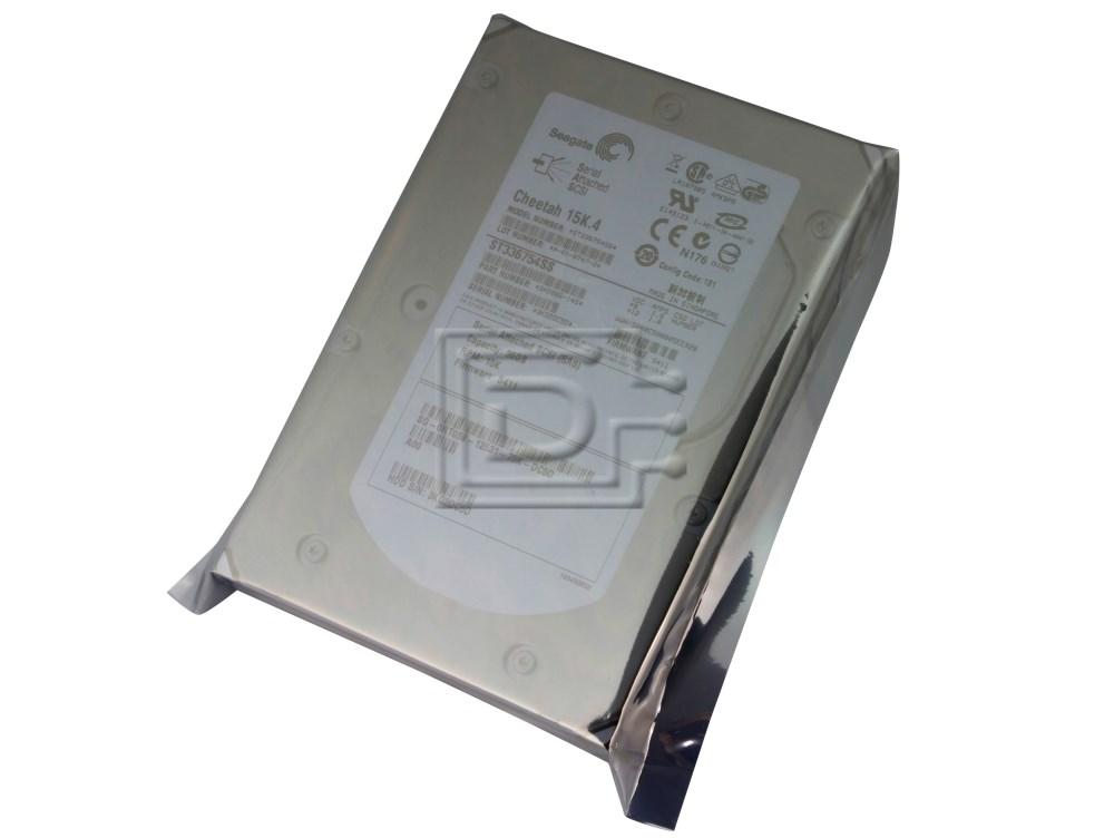 Seagate ST336754SS RT058 0RT058 9X6066-145 SAS Hard Drives image 1
