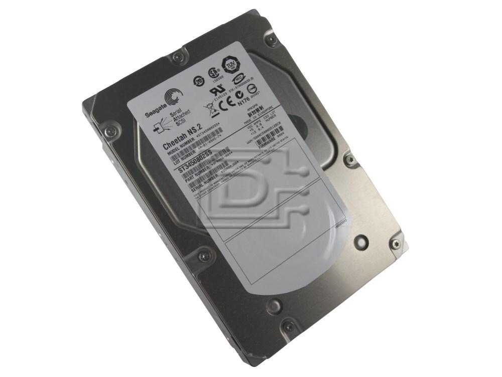 Seagate ST3450802SS SAS Hard Drives image 1
