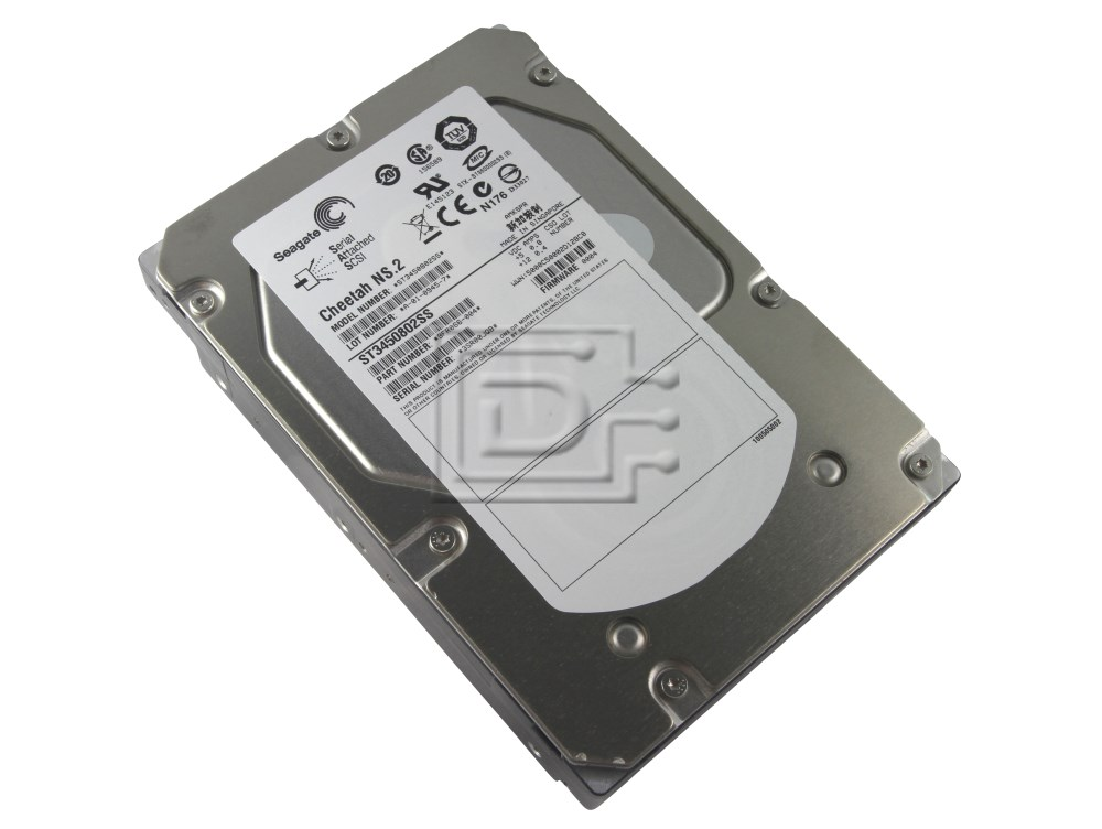"Seagate ST3450802SS 3.5"" 10K SAS Hard Drives image 3"