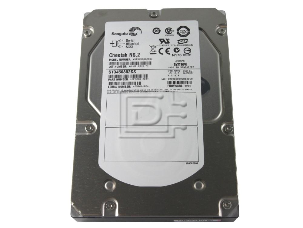 "Seagate ST3450802SS 3.5"" 10K SAS Hard Drives image 4"