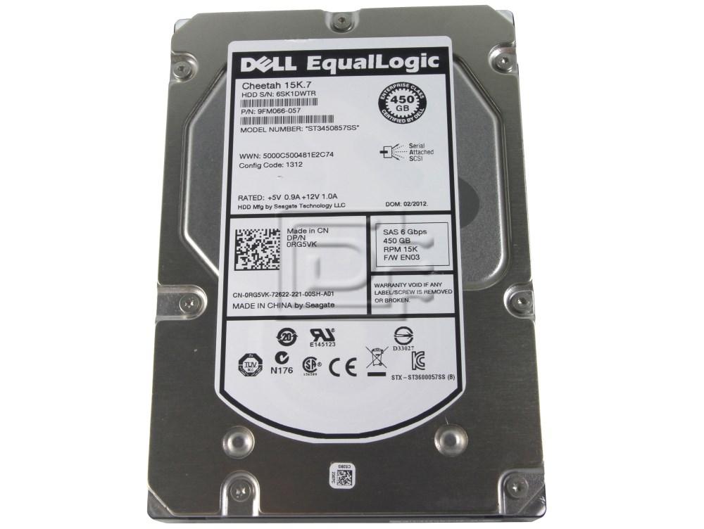 "Seagate Cheetah 15K.7 450GB SAS 3.5/"" 15K ST3450857SS"