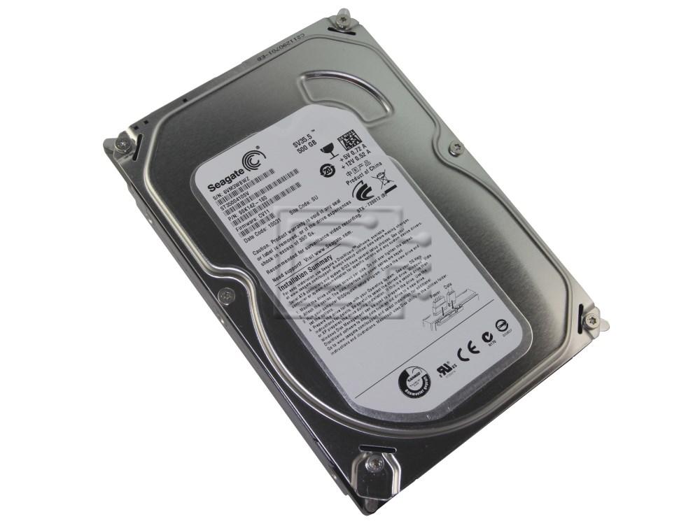 Seagate ST3500410SV SATA Hard Drive image 1