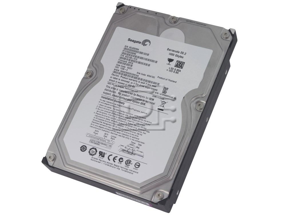 Seagate ST3500641NS SATA Hard Drives image 1