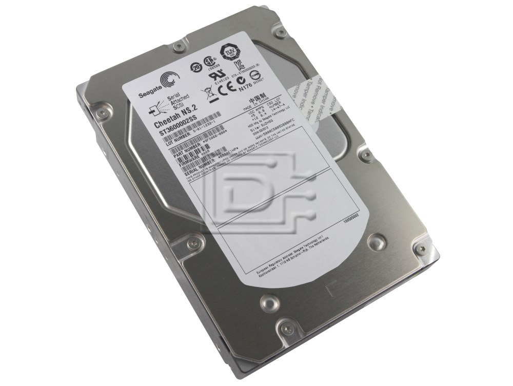 Seagate ST3600002SS SAS Hard Drives image 1