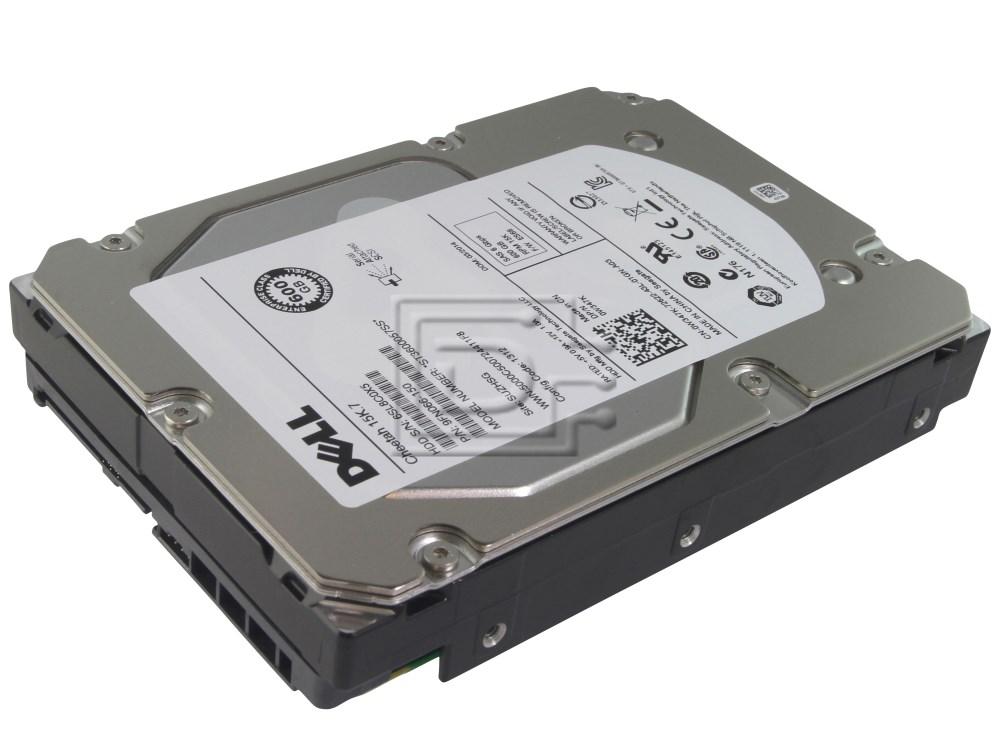 Seagate ST3600057SS 0J762N J762N 0P329R P329R P439R 0P439R 0W347K W347K 9FN066-150 SAS Hard Drives image 2