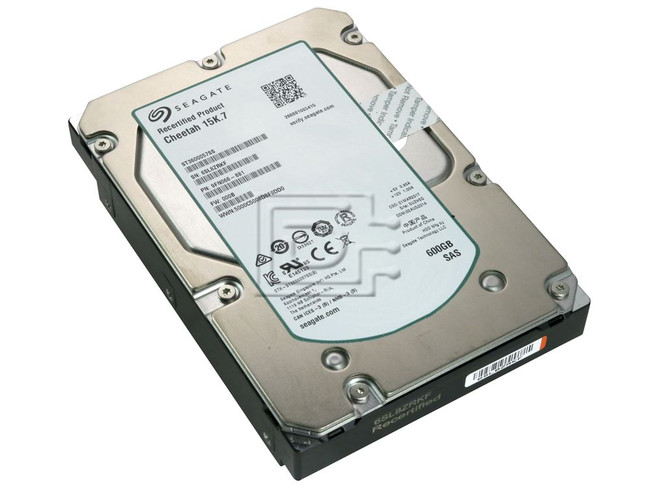 Seagate ST3600057SS 9FN066 SAS Hard Drives image 1