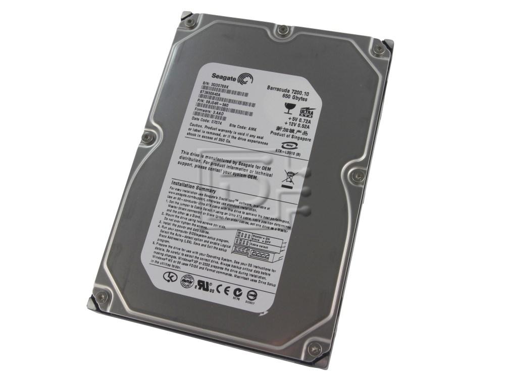 Seagate ST3650640A IDE ATA/100 Hard Drive image 1