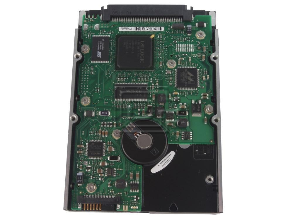 Seagate ST373207LC 9X3006-105 SCSI Hard Drive image 2