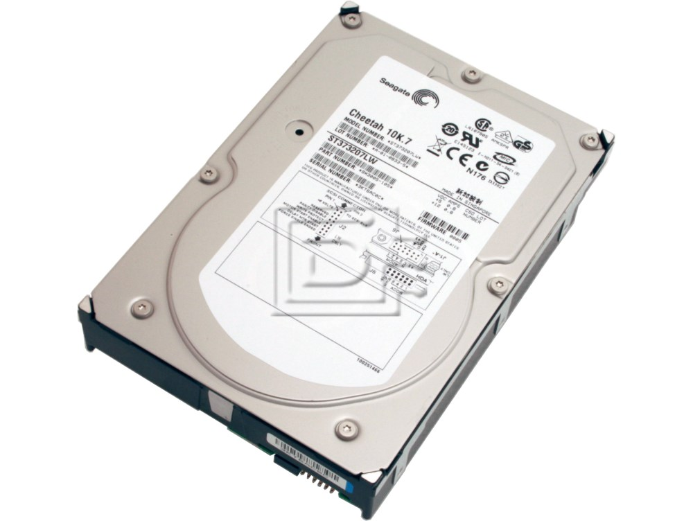 Seagate ST373207LW SCSI Hard Drive image 1