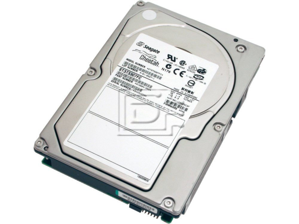 Seagate ST373307FC Fiber Channel Hard Disk image 1