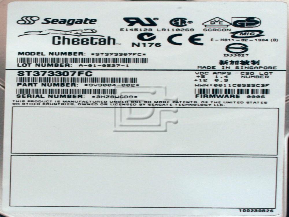 Seagate ST373307FC Fiber Channel Hard Disk image 2