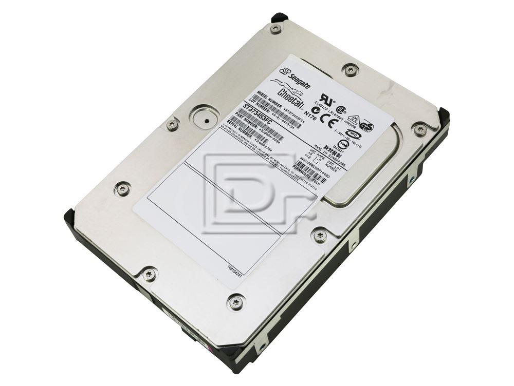 Seagate ST373453FC Fibre Channel Hard Drive image 2