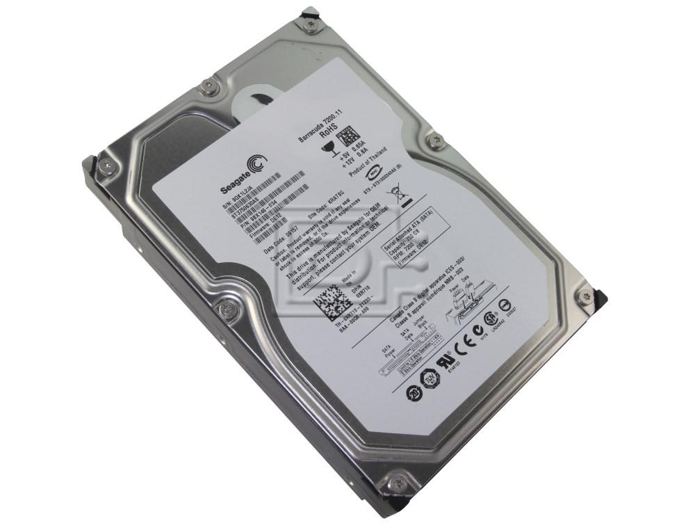 Seagate ST3750630AS XR710 0XR710 9BX146-034 SATA Hard Drive image 1