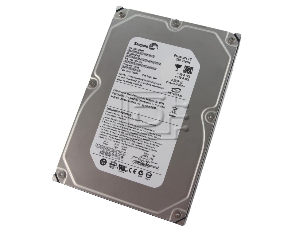 Seagate ST3750640NS SATA Hard Drives image 1