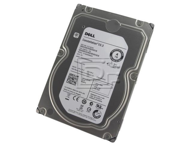 Seagate ST4000NM0023 0529FG 529FG 9ZM270-150 SAS Hard Drives image 1