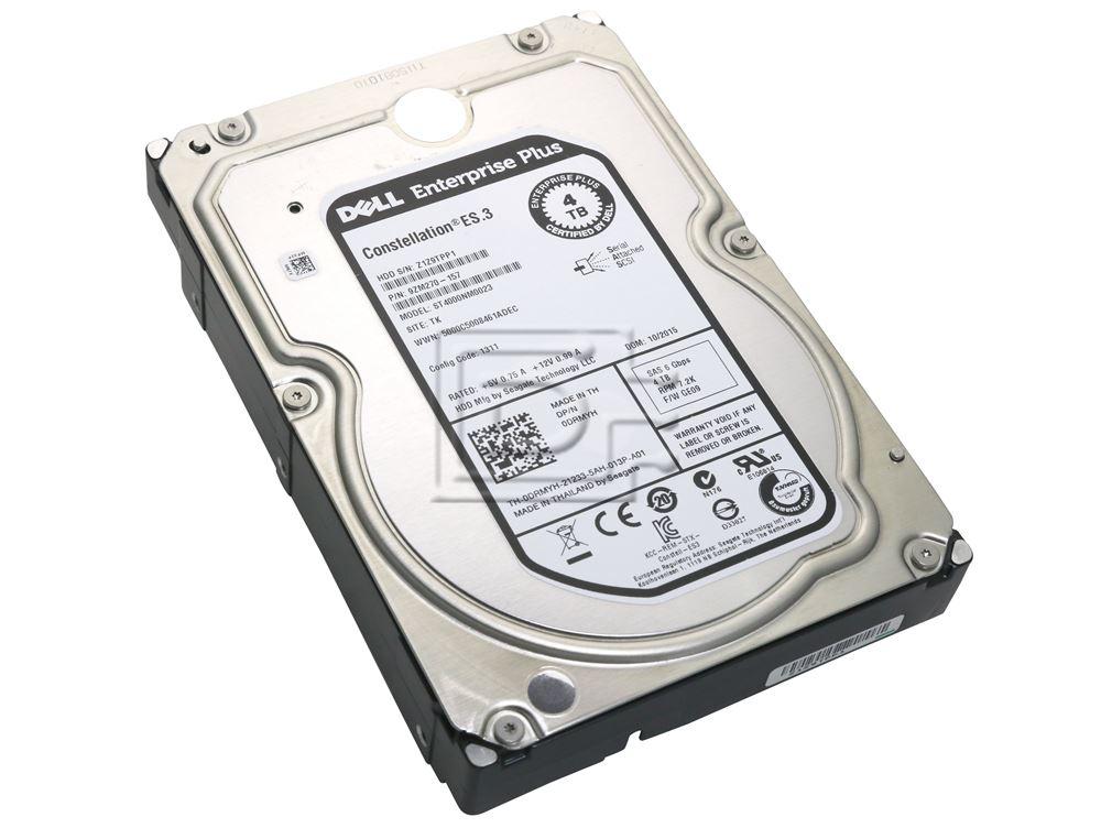 HP 9JW154-280 482483 004 1TB 1000GB 7.2K 3.0Gbps SATA Hard Drive 373211 Kit Certified Refurbished