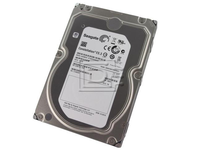 Seagate ST4000NM0023 SAS Hard Drives image 1