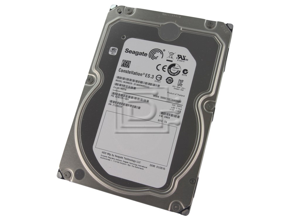Seagate ST4000NM0053 SATA Hard Drives image 1