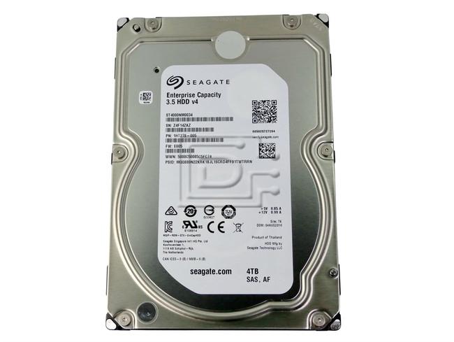 Seagate ST4000NM0034 SAS Hard Drive image 1