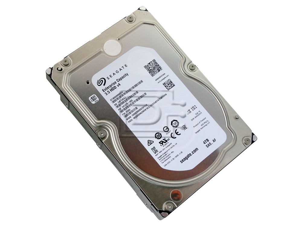 Seagate ST4000NM0034 SAS Hard Drive image 2