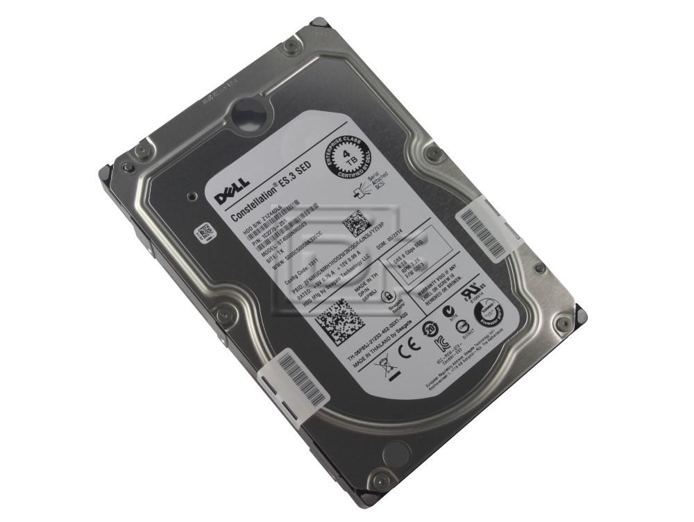 Seagate ST4000NM0063 6P85J 06P85J 1C2270-251 SAS Hard Drives image 2