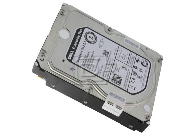 Seagate ST4000NM0063 RTFJN 0RTFJN 1C2270-257 SAS Hard Drives image 1