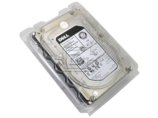 Seagate ST4000NM0295 2FS207-150 5JH5X 05JH5X SAS Hard Drive image 1