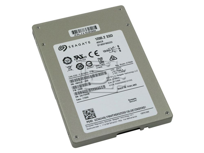 Seagate ST400FM0233 SAS Solid State Drive image 1