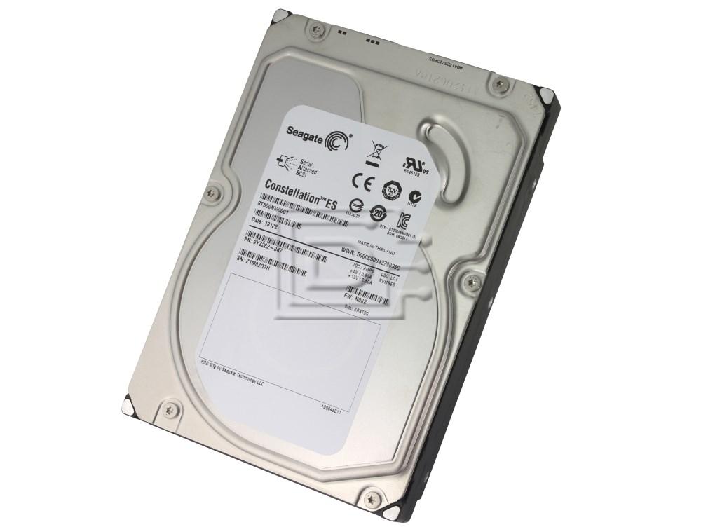 Seagate ST500NM0001 9YZ262-047 9YZ262-880 SAS Hard Drive image 1