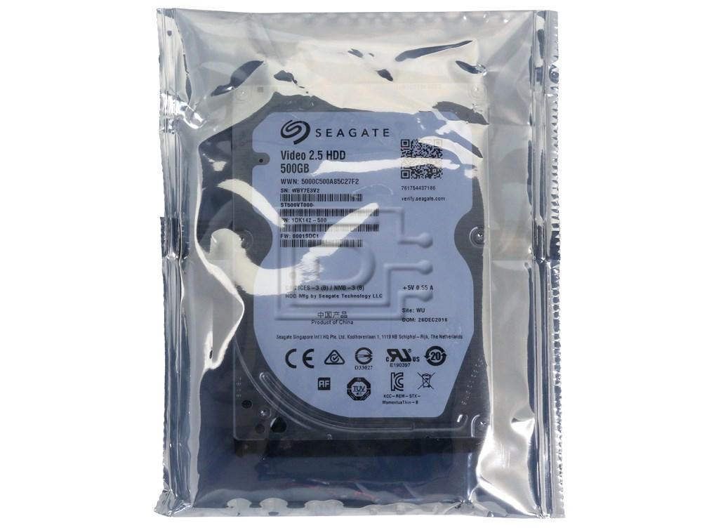 Seagate ST500VT000 1BS142 1DK142 SATA Hard Drive image 1