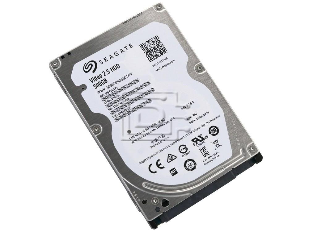 Seagate ST500VT000 1BS142 1DK142 SATA Hard Drive image 2