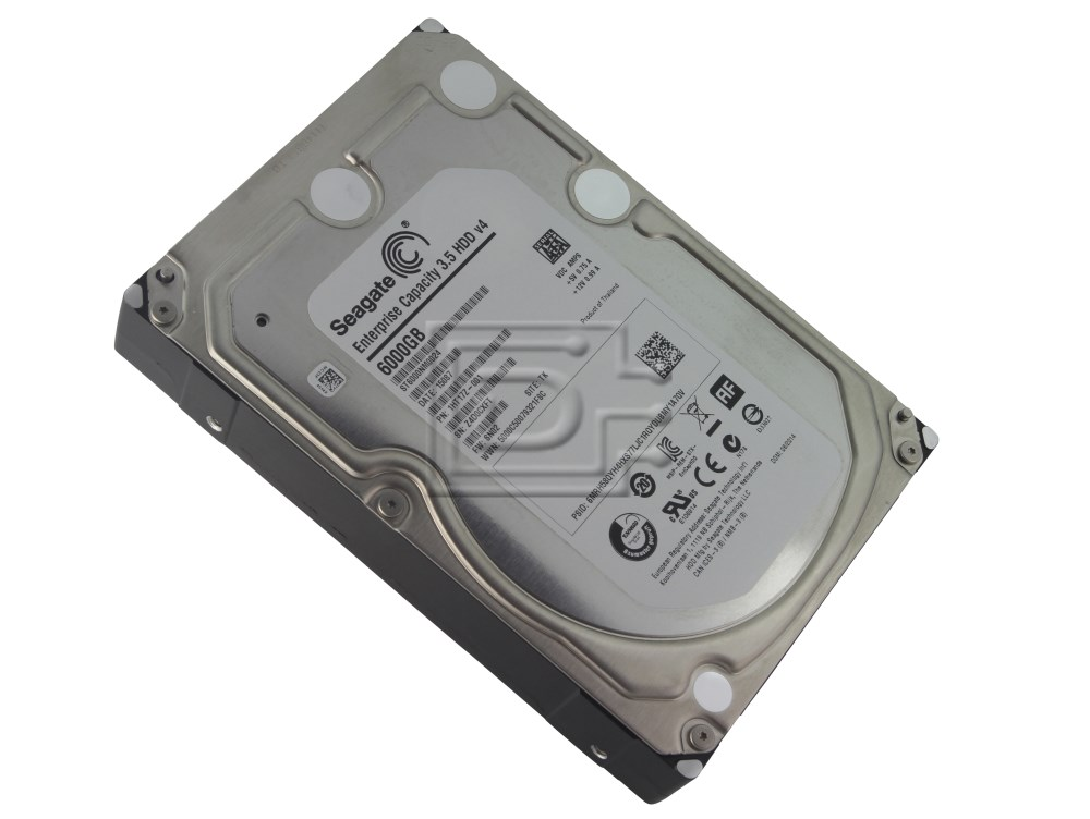 Seagate ST6000NM0024 1HT17Z SATA Hard Drives image 1