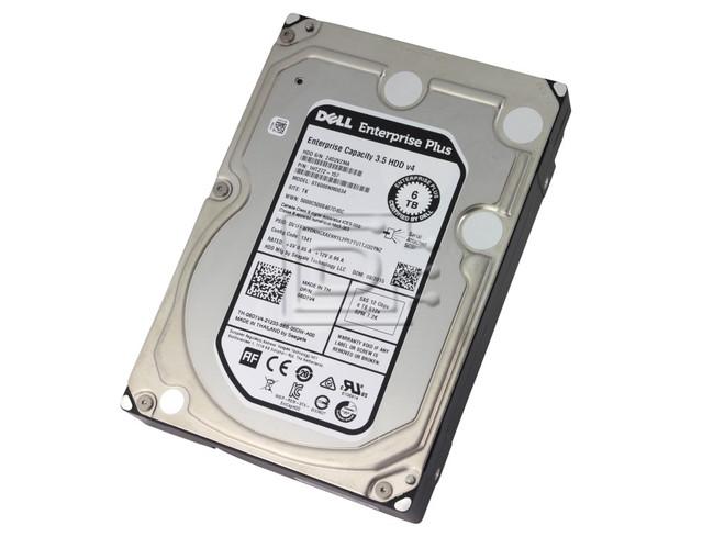 Seagate ST6000NM0034 1HT27Z-157 8D1V4 08D1V4 SAS Hard Drive image 1
