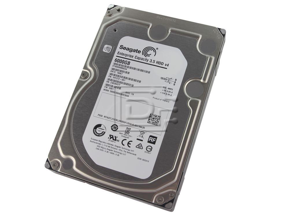 "Seagate Enterprise 3.5/"" HDD v4 6TB 7200RPM ST6000NM0034 SAS Hard Drive"