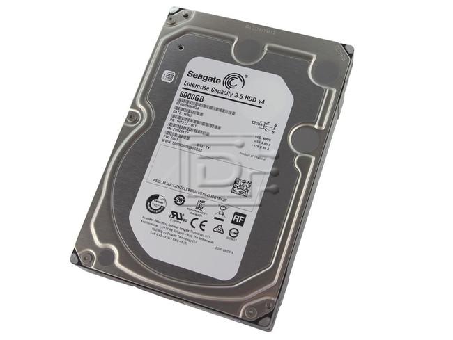 Seagate ST6000NM0034 1HT27Z 1HT27Z-001 SAS Hard Drive image 1