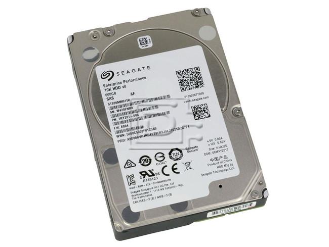 Seagate ST600MM0158 1RY201-004 SAS Hard Drive image 1