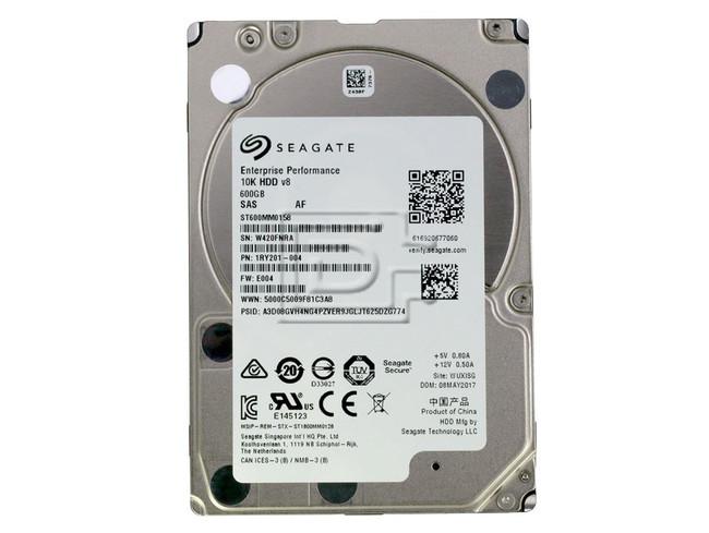 Seagate ST600MM0158 1RY201-004 SAS Hard Drive image 2