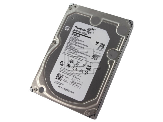 Seagate ST8000AS0002 1NA17Z-002 1NA17Z-003 1N917Z-990 SATA Hard Drive image 1