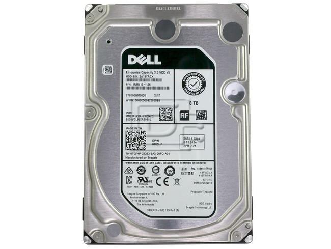 Seagate ST8000NM0055 T05HP 0T05HP 1RM112-136 SATA Hard Drive image 2