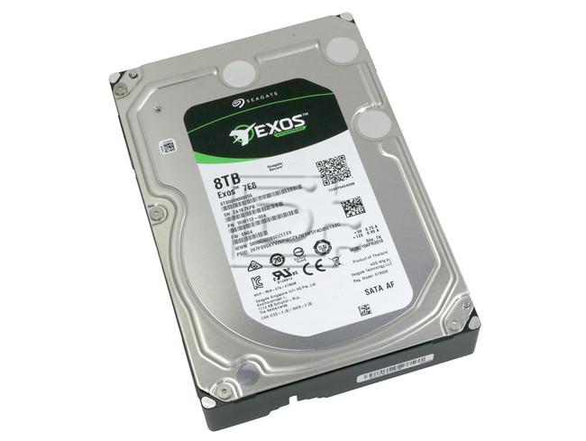 Seagate ST8000NM0055 SATA Hard Drive image 1