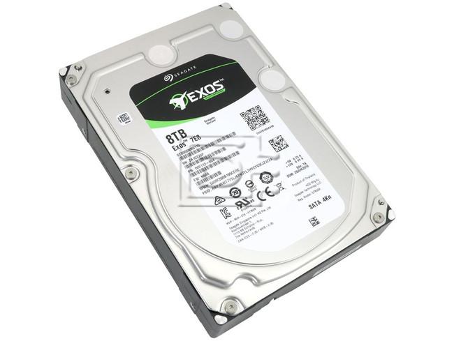Seagate ST8000NM0115 SATA Hard Drives image 1