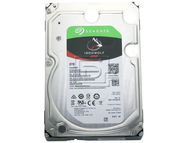Seagate ST8000VN0022 SATA Hard Drive image 2