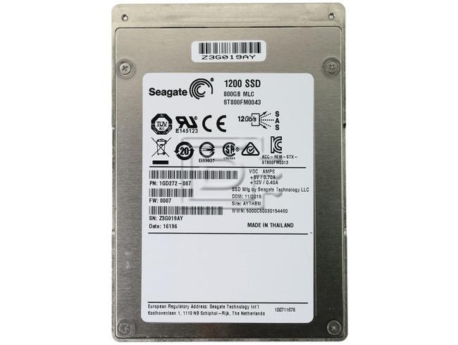 Seagate ST800FM0043 1GD272-007 SAS SSD image 2