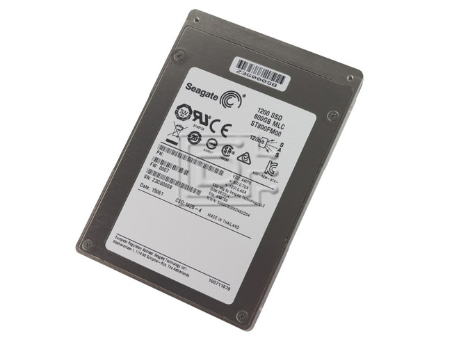 Seagate ST800FM0053 ST800FM0053 SAS SDD Hard Drive image 1