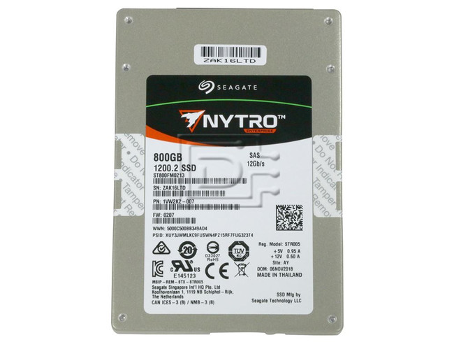 Seagate ST800FM0213 SAS Solid State Drive image 2