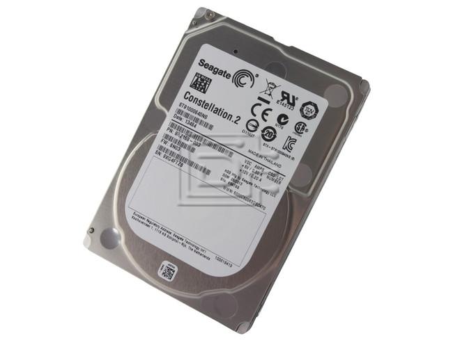 "Seagate ST91000640NS 9RZ168-001 9RZ168 2.5"" SATA Hard Drive image 1"